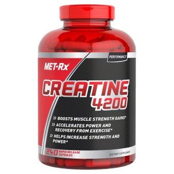 MET-Rx Creatine 4200, 240 Capsules | Lazada PH