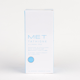 Met Tathione Soft Gel Capsule 60 pieces per Bottle
