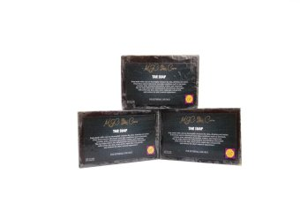 MGC Tar Soap 135g Set of 3