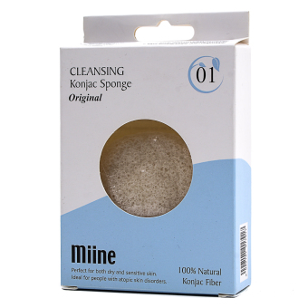 Miine Konjac Sponge (Pure White) Price Philippines