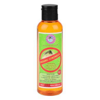 Milea Citronella Insect Repellent Oil 100ml Price Philippines