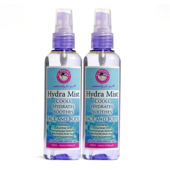 Milea Face & Body Hydra Mist 100ml Set of 2 - picture 2