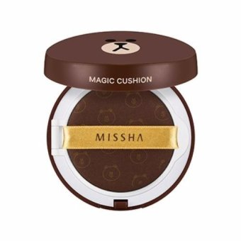Missha Magic Cushion Kit (Line Friends Edition) No. 23 with FREE refill and sponge