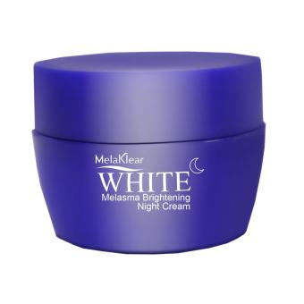 Mistine Melaklear White Melasma Brightening Night Cream 30g