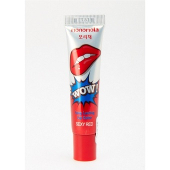 Monomola Wow Long Lasting Lip Tattoo 15g (Sexy Red)