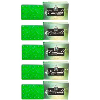 Mont Sapo Emerald All-In Soap 120g Set of 5 Price Philippines