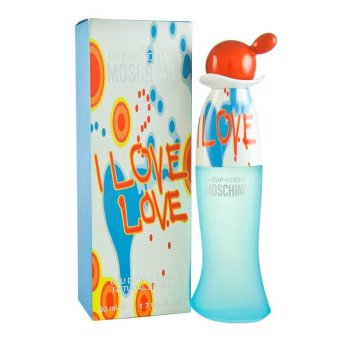 Moschino I Love Love Eau De Toilette for Women 100ml Price Philippines