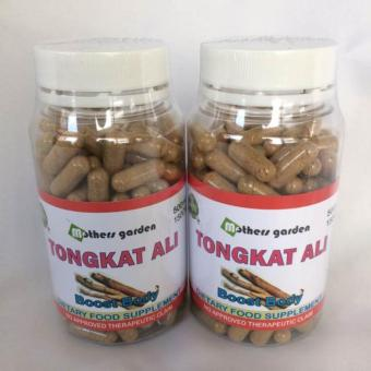 Mothers Garden Tongkat Ali Capsule 500mg/150 capsules Set of 2 Price Philippines