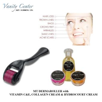 MT Derma Roller 0.75mm Package by Vanity Center Price Philippines
