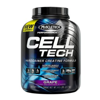 Muscletech Cell Tech Performance Series Powder 6 lbs (Grape) Price Philippines