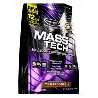 MuscleTech Mass-Tech 12 lbs (Milk Chocolate) Price Philippines