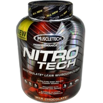 Muscletech Nitrotech Performance Series 4 lbs (Milk Chocolate) Price Philippines