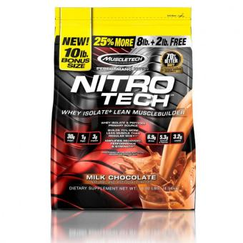 MuscleTech Performance Series Nitro Tech Supplement, 10 Pound Price Philippines