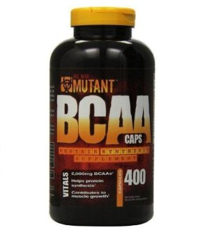 Mutant Extreme Potency BCAA Capsules, 400 Count Price Philippines