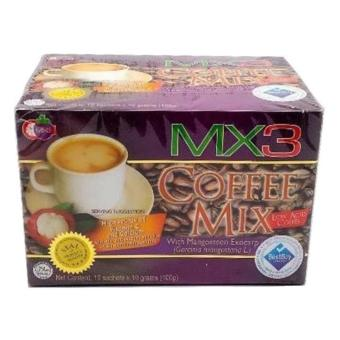 Mx3 coffee mix, Box of 10