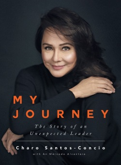 My Journey: The Story of an Unexpected Leader by CharoSantos-Concio Price Philippines