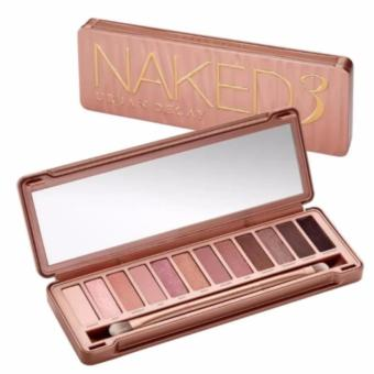 Nake 3 Makeup Eyeshadow Palette 12 Collors Nk3 Eye Shadow With Brush Make Up Set