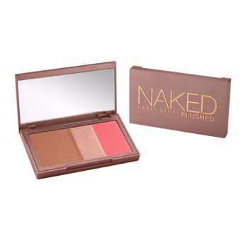 Naked Flushed Blush On Palette