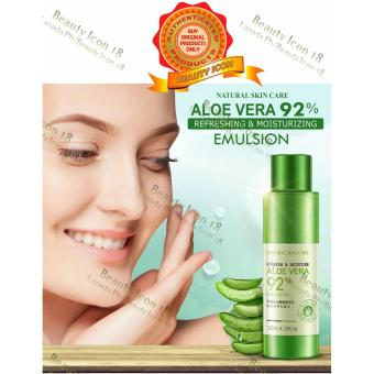 Natural Skin Care Refresh and Moisture 92% Aloe Vera Emulsion 120ml Price Philippines