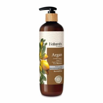 Naturals by Watsons Argan Oil Body Lotion 490ml