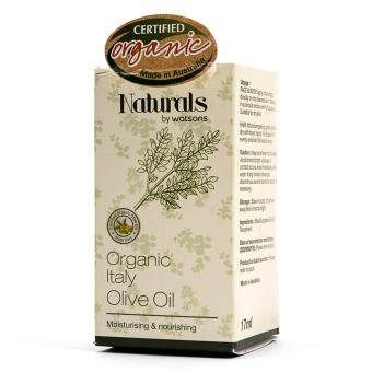 Naturals by Watsons Naturals Italy Olive Oil 17ml Price Philippines