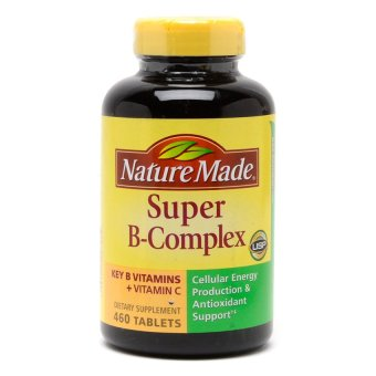 Nature Made Super B Complex Tablet Bottle of 460 Price Philippines