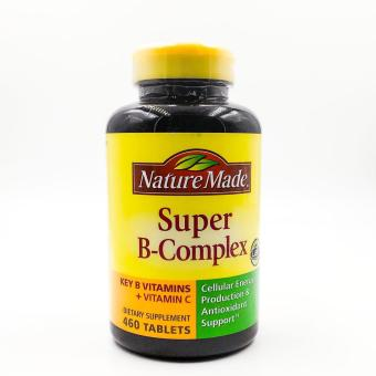 Nature Made Super B-Complex Tablets Bottle of 460 Price Philippines