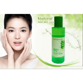 Nature Pure 90% Aloe Vera Skin Care Refresh Toner 520ml Price Philippines