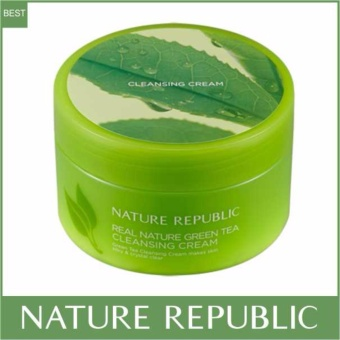 Nature Republic Real Nature Green Tea Cleansing Cream Price Philippines