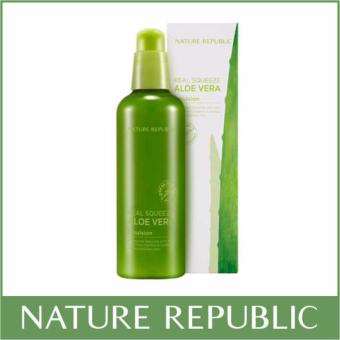 Nature Republic Real Squeeze Aloe Vera Emulsion Price Philippines