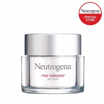 NEUTROGENA(R) FINE FAIRNESS(R) Gel Cream 50g