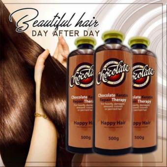 New 2017 Chocolate Keratin Repair Therapy Daily Conditioner 500g
