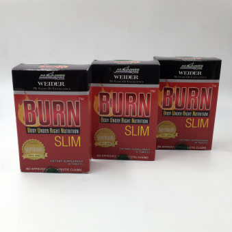 New Burn slim tablets Set of 3 boxes Price Philippines
