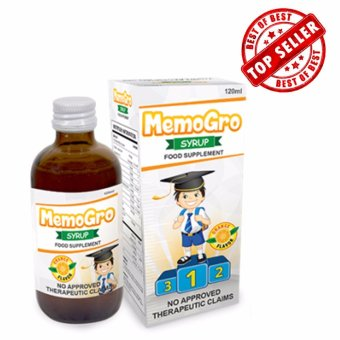 Nhance MemoGro Multivitamins for Kids Price Philippines