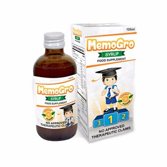 Nhance Memogrow Syrup 120ml Price Philippines