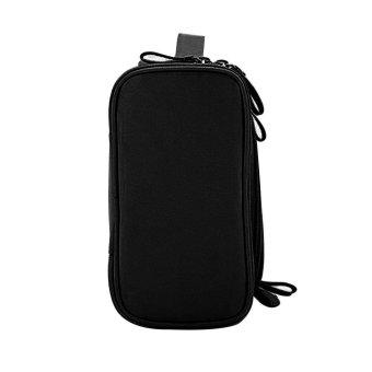 niceEshop Portable Hanging Toiletry Bag Waterproof Travel Kit Organizer Cosmetic Bag Toiletry Bag With Hanging Hook - intl - 3
