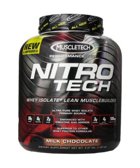 Nitro Tech Chocolate 4lbs Price Philippines