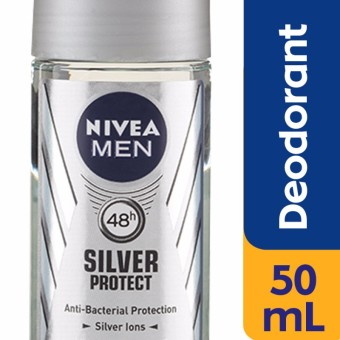 Nivea for Men Silver Protect Roll-On Deodorant 50ml