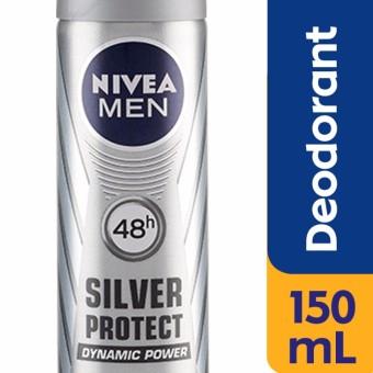 Nivea for Men Silver Protect Spray Deodorant 150ml
