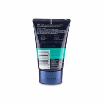 Nivea Men Anti-Acne Oil Control Facial Foam 100g