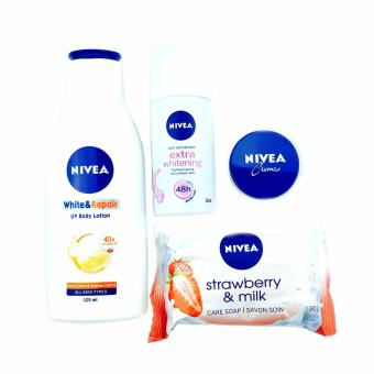 Nivea On the Go Essentials Travel Kit Set Price Philippines