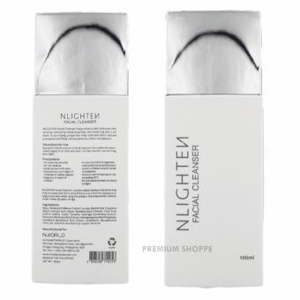 Nlighten Acne Solution ( Nlighten Kojic Papaya Soap withGlutathione, Nlighten Facial Cleanser, Nlighten Premium Soap ) - 4