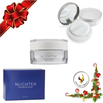 NLighten Beauty Set C (Facial Lightening and Smoothening Set)