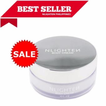 NLighten Body Cream, Instant Whitening
