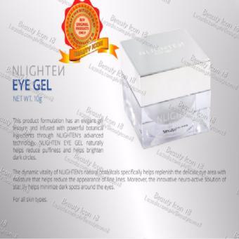 Nlighten Nworld Eye Bag Remover Gel 10ml - 2
