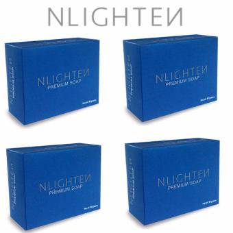 NLIGHTEN PREMIUM NOURISHING CLEAR BAR (With Argan Oil, Aloe Vera& Collagen) Price Philippines