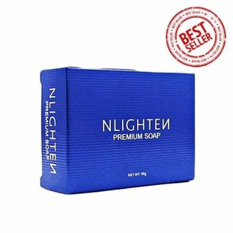Nligthen Premium Soap with Argan oil and Collagen 90g