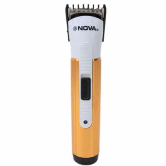 Nova RF-405 Hair Clipper (Yellow)