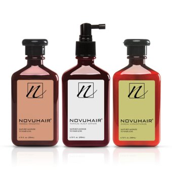 Novuhair 3-in-1 Pack Set of 3 Price Philippines