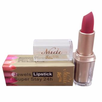 Nude Ashley Shine Jewel Lipctick Super Stay 24h